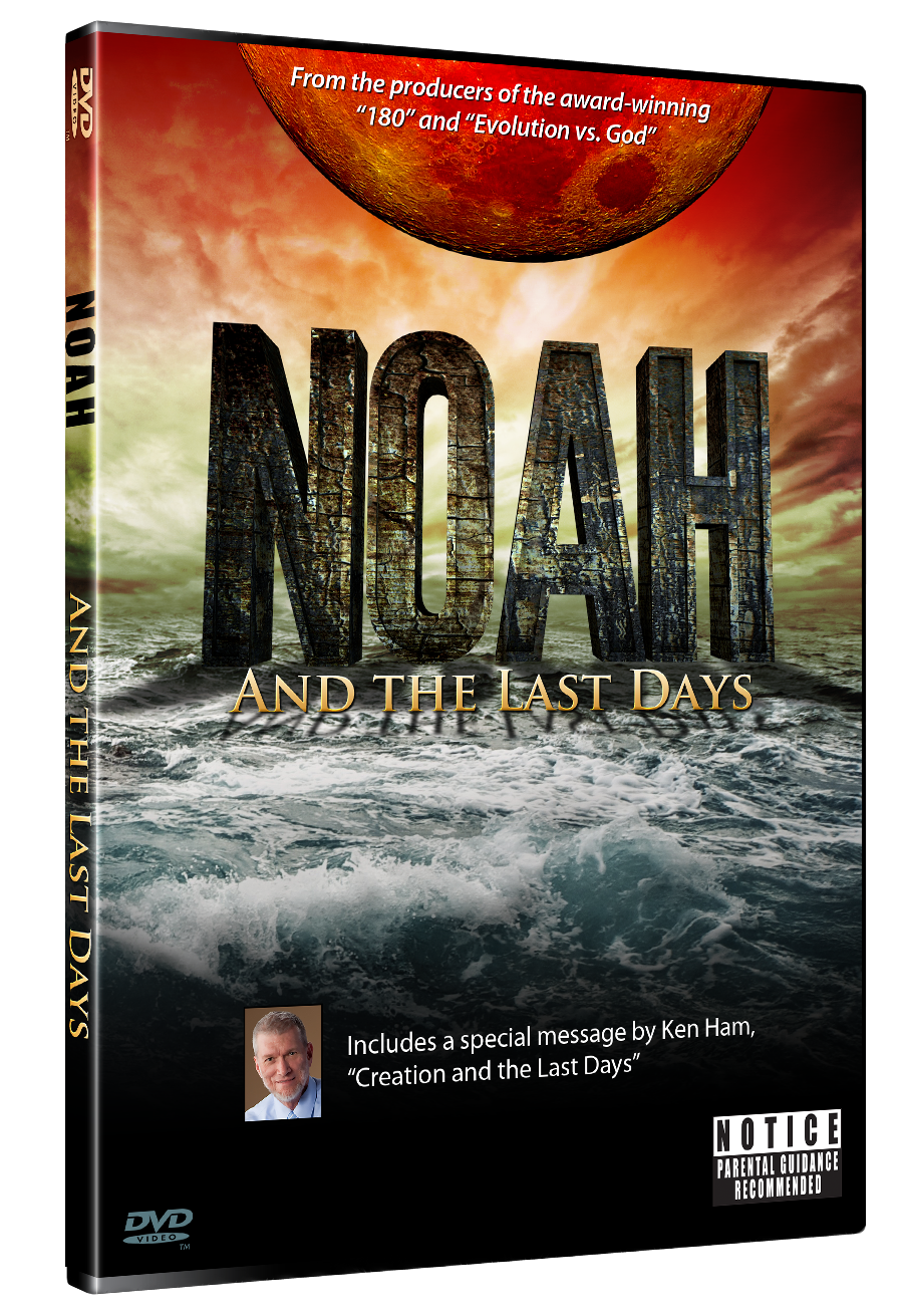 Noah And The Last Days Movie Dvd Living Waters Down Under